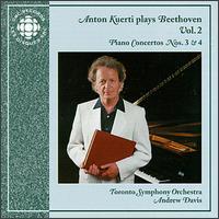 Anton Kuerti Plays Beethoven, Vol. 2 - Anton Kuerti (piano); Andrew Davis (conductor)