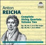 Anton Reicha: Complete String Quartets, Vol. 2