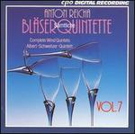 Anton Reicha: Complete Wind Quintets, Vol. 7