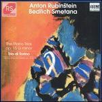 Anton Rubinstein & Bedrich Smetana: The Piano Trios in G minor, Op. 15