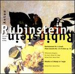 Anton Rubinstein: Piano Concerto No. 4; Melody