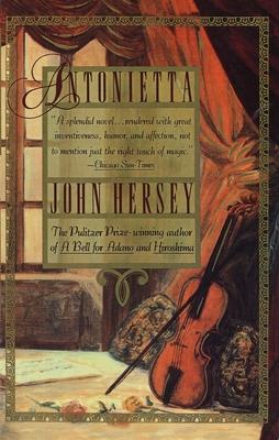Antonietta - Hersey, John, Professor