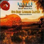 Antonin Dvor�k: Concerto in A Minor, Op. 53; Romantic Pieces, Op. 75; Romance in F Minor, Op. 11