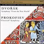 "Antonin Dvorák: Symphony ""From the New World""; Sergei Prokofiev: ""Classical"" Symphony"
