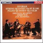 Antonin Dvorak: Quintets, Op. 97 & 5