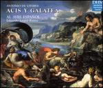 Antonio de Literes: Acis y Galatea