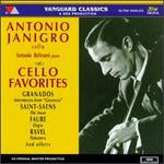 Antonio Janigro; Cello Favorites
