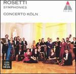 Antonio Rosetti: Symphonies