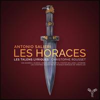 Antonio Salieri: Les Horaces - Andrew Foster-Williams (vocals); Cyrille Dubois (vocals); Eugénie Lefebvre (vocals); Jean-Sébastien Bou (vocals);...