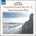 Antonio Soler: Keyboard Sonatas Nos. 67-74