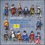 Antonio Vivaldi: Lute (Guitar) Concertos; Mandolin Concertos