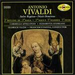 Antonio Vivaldi: Salve Regina; Dixit Dominus
