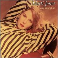 Any Kind of Lie - Marti Jones