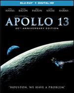 Apollo 13 [20th Anniversary Edition] [Includes Digital Copy] [UltraViolet] [Blu-ray]