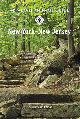 Appalachian Trail Guide to New York-New Jersey Book and Maps - Chazin, Daniel D (Editor)