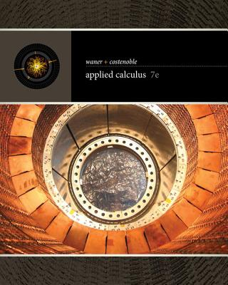 Applied Calculus - Waner, Stefan