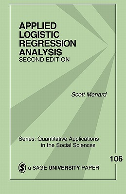 Applied Logistic Regression Analysis - Menard, Scott