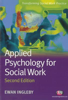 Applied Psychology for Social Work - Ingleby, Ewan