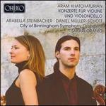 Aram Khatchaturian: Konzerte für Violine und Violoncello
