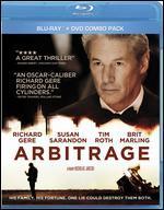 Arbitrage [Blu-ray/DVD]
