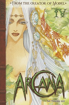 Arcana, Volume 4 - Lee, So-Young