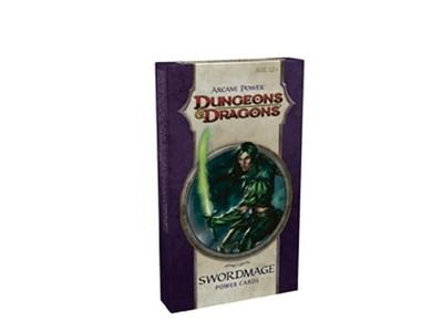Arcane Power - Swordmage 1 Power Cards: A D&D Accessory - Wizards RPG Team (Designer)