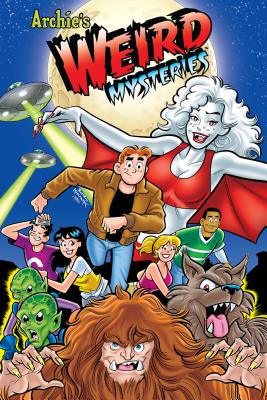 Archie's Weird Mysteries - Castiglia, Paul