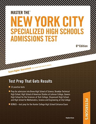 Arco Master the New York City Specialized High Schools Admissions Test - Krane, Stephen
