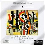Arditti String Quartet Edition, No. 7: Luigi Nono 1