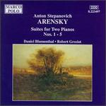 Arensky: Suites for Two Pianos
