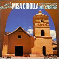 Ariel Ramirez: Misa Criolla; Navidad Nuestra - Ariel Ramírez (harpsichord); Ariel Ramírez (piano); Arsenio Zambrano (charango); Domingo Cura (percussion); Grupo Huancara;...