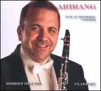 Arirang - Laurel Larsen (piano); Robert DiLutis (clarinet)