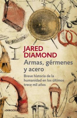 a review of the history book guns germs and steel by jared diamond In this \artful, informative, and delightful (book)\ (\new york review of books\), diamond offers a convincing explanation of the way the modern world came to be and stunningly dismantles racially based theories of human history.