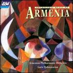 Armenian Orchestral Music