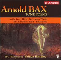 Arnold Bax: Tone Poems - BBC Philharmonic Orchestra; Vernon Handley (conductor)