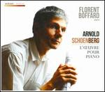 Arnold Schoenberg: L'?uvre pour Piano