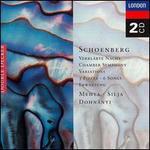 Arnold Schoenberg: Verkl�rte Nacht; Chamber Symphony; Variations; 5 Pieces; 6 Songs; Erwartung