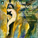Arnold: Symphony No.9; Concertino for Oboe and Strings; Fantasy for Oboe