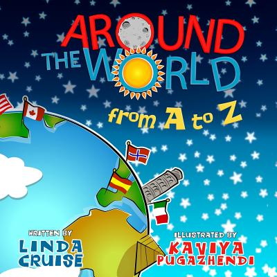 Around the World from A to Z - Cruise, Linda