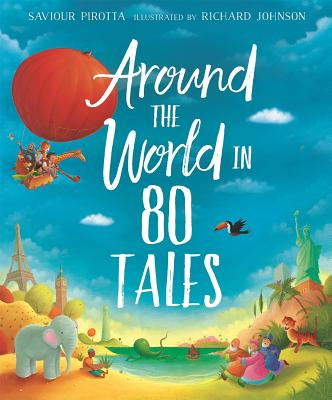Around the World in 80 Tales - Pirotta, Saviour