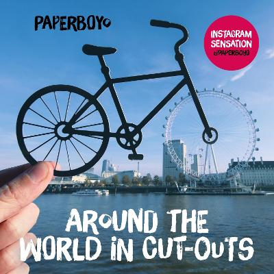 Around the World in Cut-Outs - Paperboyo