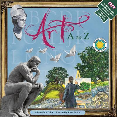 Art A to Z - Galvin, Laura Gates