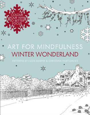 Art for Mindfulness: Winter Wonderland -