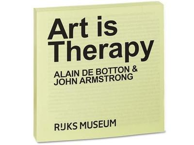 Art Is Therapy - Botton, Alain De (Text by)
