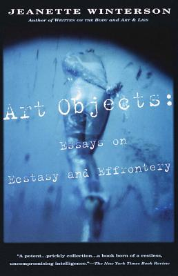 Art Objects: Essays on Ecstasy and Effrontery - Winterson, Jeanette