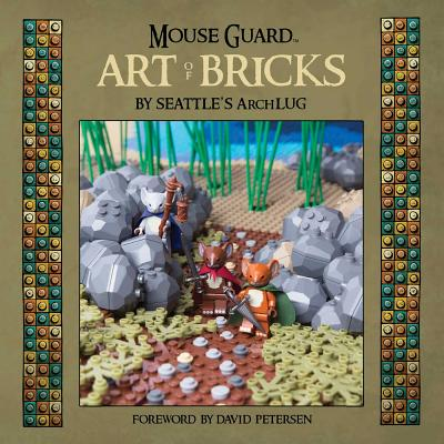 Art of Bricks - Petersen, David, and Seattle's Archlug