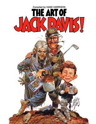 Art of Jack Davis - Harrison, Hank