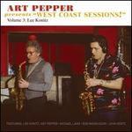 Art Pepper Presents West Coast Sessions, Vol. 3: Lee Konitz