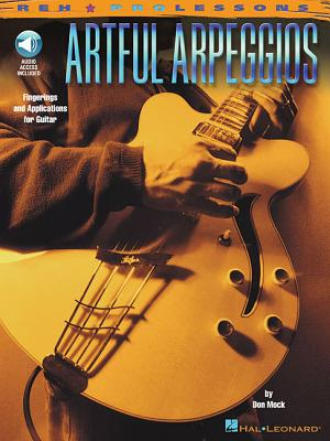 Artful Arpeggios: Fingerings and Applications for Guitar - Mock, Don