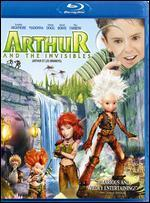 Arthur and the Invisibles [Blu-ray]